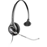 Plantronics SupraPlus Monaural Head-band Black headset