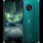 "Nokia 7.2 16 cm (6.3"") 6 GB 128 GB Dual SIM Groen 3500 mAh"