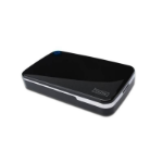 "Digitus DA-71051 3.5"" Black HDD/SSD enclosure"