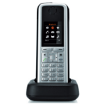 Unify OpenStage M3 handsets DECT telephone Caller ID Black, Silver