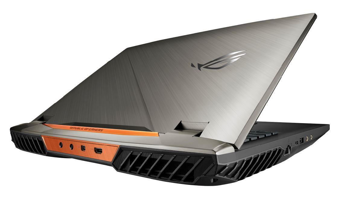 ASUS ROG G703GXR-EV022R notebook Titanium 43 9 cm (17 3