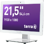 "Wortmann AG TERRA 2211wh 3.2GHz i5-6500 21"" 1920 x 1080pixels White All-in-One PC"
