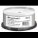 Verbatim BD-R 25GB 6x Wide White Thermal Printable 25 Pack Spindle - No ID Brand 25GB