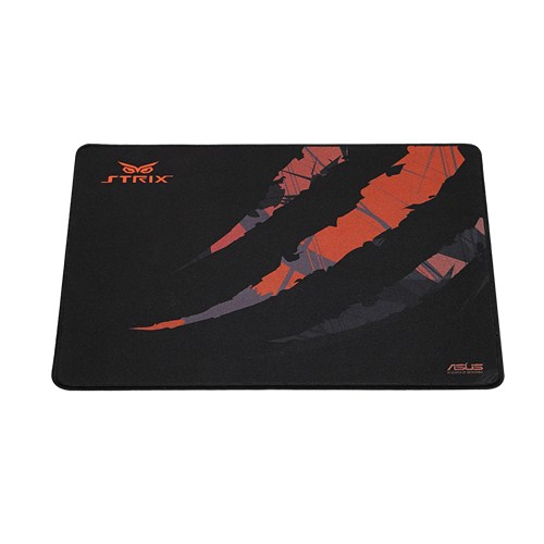 ASUS Strix Glide Control Black,Red mouse pad