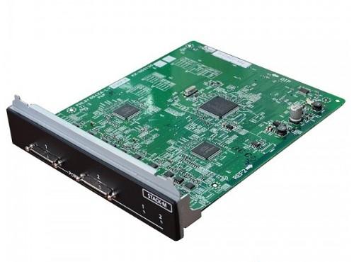 Panasonic KX-NS0130X IP add-on module Black,Green