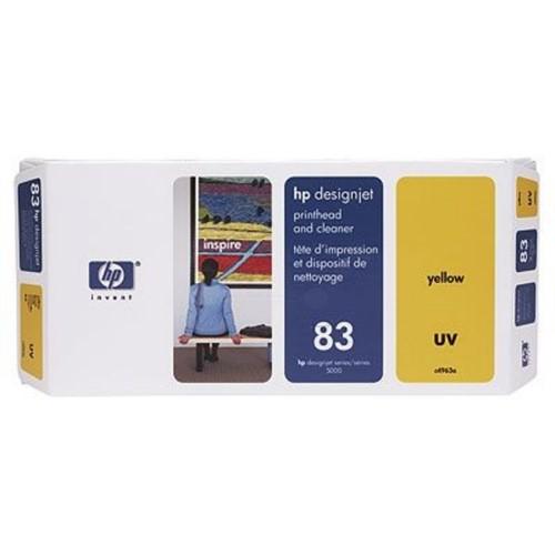 HP C4963A (83) Printhead yellow, 13ml
