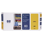 HP C4963A (83) Printhead yellow, 13ml