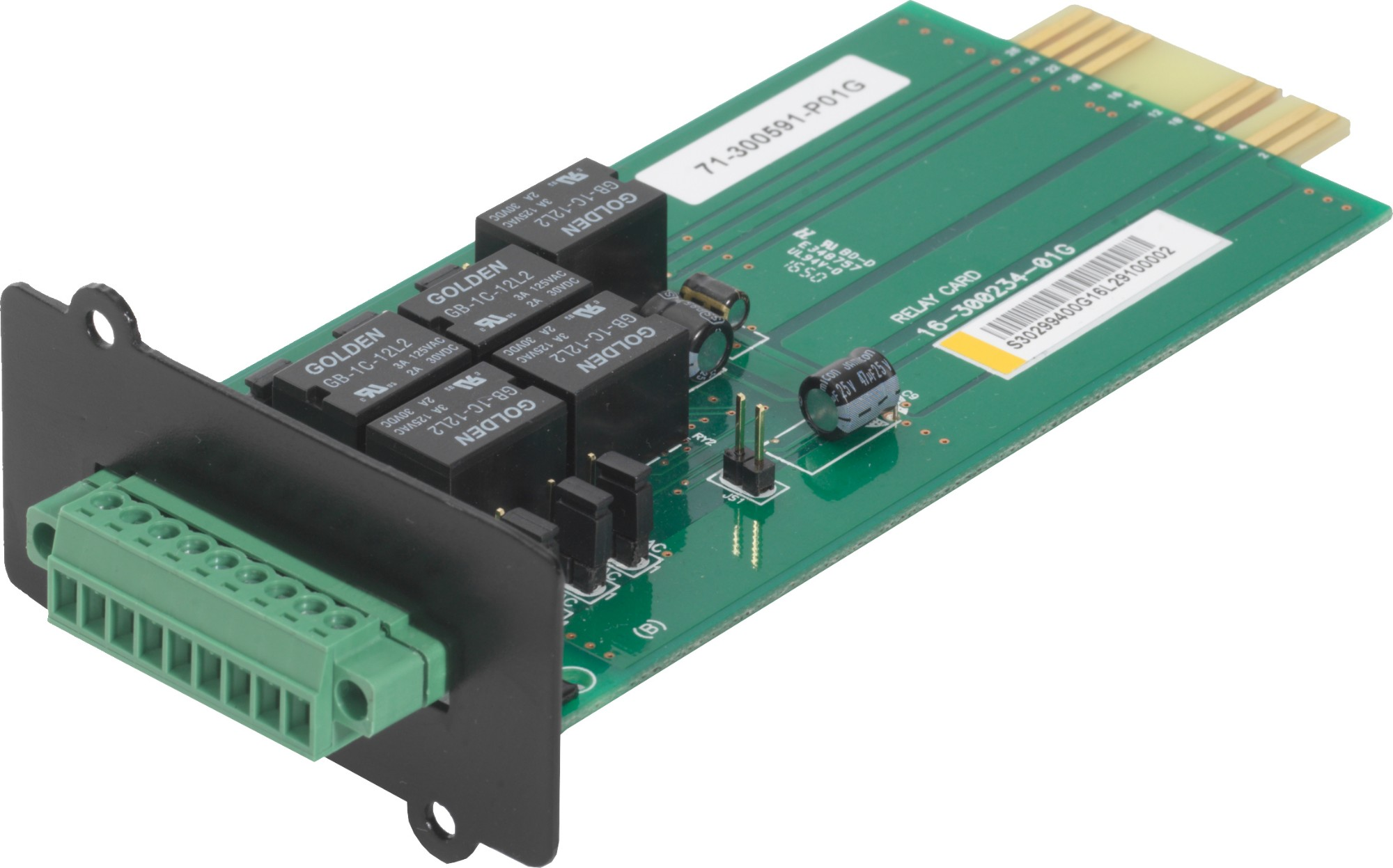 ONLINE USV-Systeme DWAS400DC interface cards/adapter Internal Serial