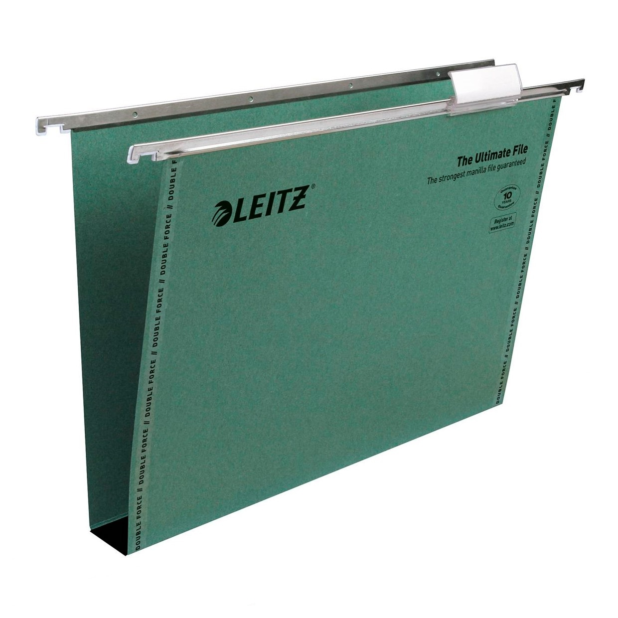 Leitz ULTIMATE SUSP FILE FC GRN P50