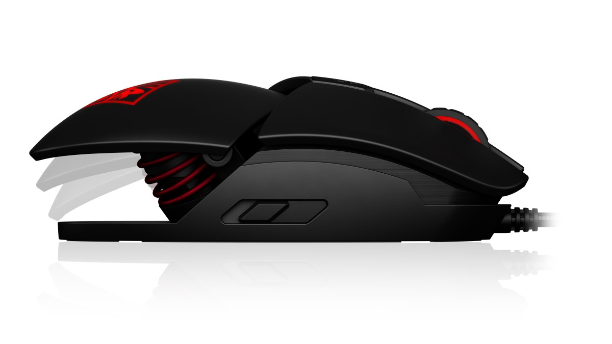 HP OMEN Reactor mouse USB Optical 16000 DPI Right-hand