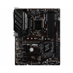 MSI Z390-A PRO motherboard Intel Z390 LGA 1151 (Socket H4) ATX