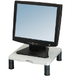 "Fellowes 91712 flat panel desk mount 17"" Graphite,Platinum"