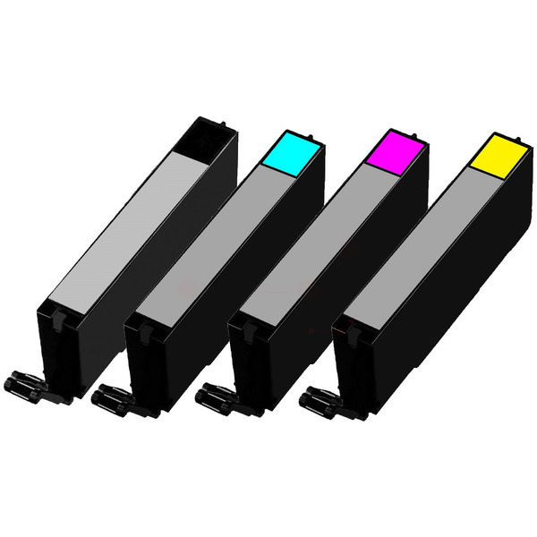 Canon 0332C005 (CLI-571 XL) Ink cartridge multi pack, 11ml, Pack qty 4