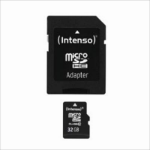 Intenso 32GB MicroSDHC 32GB MicroSDHC Class 10 memory card