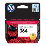 HP CB317EE (364) Ink cartridge black, 130 pages, 3ml