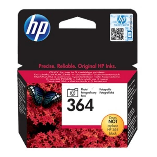 HP CB317EE (364) Ink cartridge black, 130 pages, 3ml