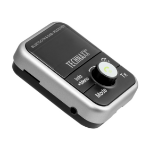 Technaxx FMT1000BT FM transmitter 87.6 - 107.9 MHz Bluetooth