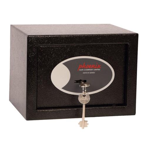 Phoenix Safe Co. Compact Wall safe Black 4 L Steel