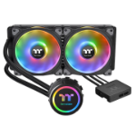 Thermaltake Floe DX RGB 280 TT Premium Edition computer liquid cooling Processor CL-W257-PL14SW-A
