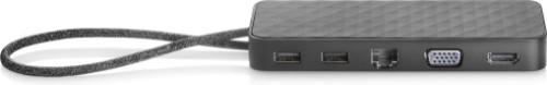HP USB-C Mini Dock USB 3.0 (3.1 Gen 1) Type-C Black