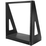 StarTech.com Heavy-duty rack met 2 stijlen Stevig open-frame serverkast 12U