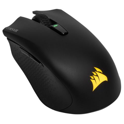 Corsair Harpoon RGB Wireless mice RF Wireless+Bluetooth Optical 10000 DPI Right-hand