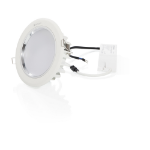 Verbatim 52449 Indoor Recessed lighting spot 15W White lighting spot