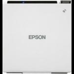HP EpsonM30 White Printer w Pwr Sup AC Cord