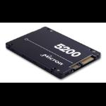 "Micron 5200 MAX Festkörperdrive 2.5"" 480 GB Serial ATA III 3D TLC"