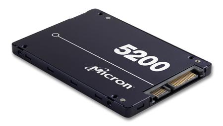 "Micron 5200 MAX 2.5"" 480 GB Serial ATA III 3D TLC"