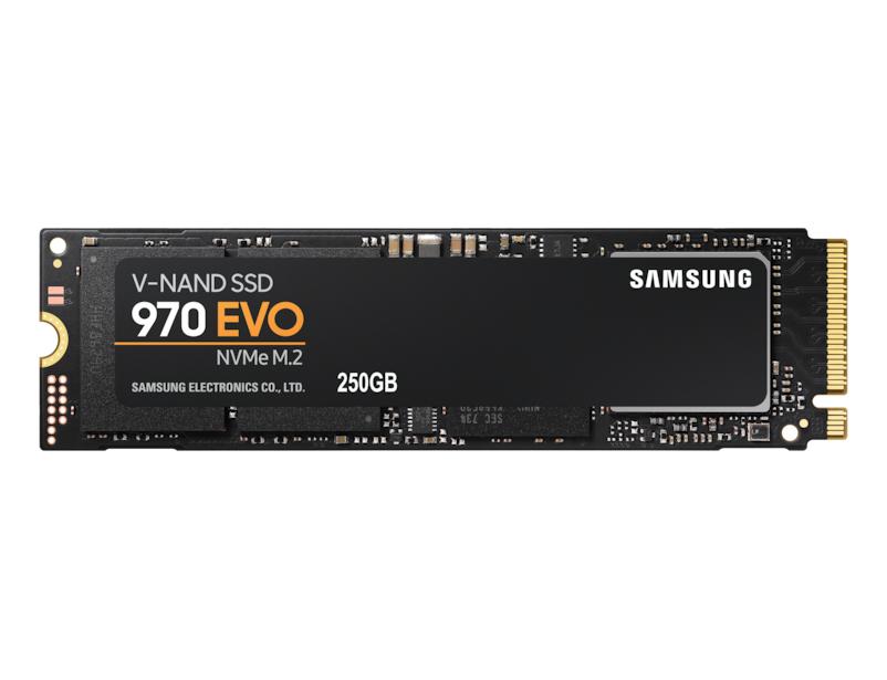 SSD - 970 Evo M.2 - 250GB -  Pci-e