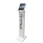 Maclocks BrandMe Tablet Multimedia stand White