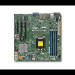 Supermicro X11SSH-F server/workstation motherboard Intel® C236 LGA 1151 (Socket H4) micro ATX