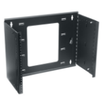 Middle Atlantic Products HPM-6-915 rack cabinet 6U Wall mounted rack Black