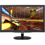"Viewsonic VX Series VX2257-MHD 22"" Full HD TN Matt Black Flat computer monitor LED display"