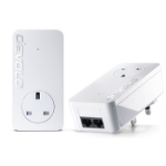 Devolo 1000 Duo Plus 1000Mbit/s Ethernet LAN White 2pc(s)