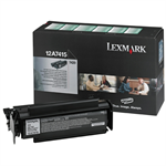Lexmark 12A7415 Toner black, 10K pages @ 5% coverage
