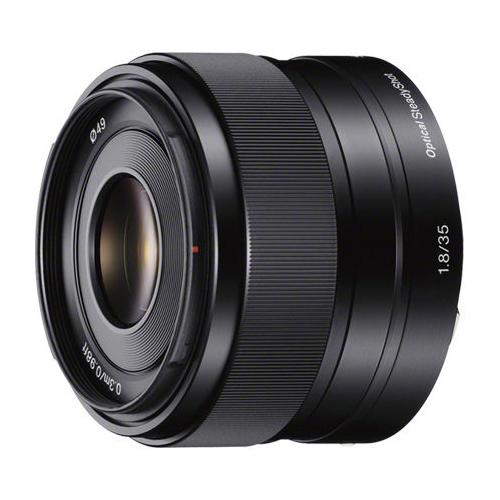 Sony SEL35F18 camera lense