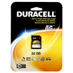 Duracell 32GB Secure Digital Card memory card
