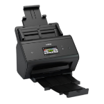 Brother ADS-3600W scanner 600 x 600 DPI ADF scanner Black A4