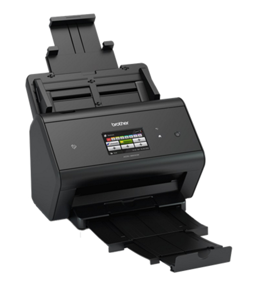Image Center Ads-3600w High-speed Wireless Document Scanner For Mid To Large Size WorkgroUPS