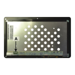 PSA Parts STP0018A tablet spare part Display cover