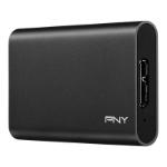 PNY Elite 240 GB Zwart