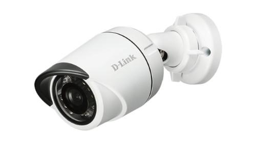D-Link DCS-4703E security camera IP security camera Outdoor Bullet White 2048 x 1536 pixels
