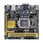 ASUS H81I-PLUS Intel H81 Socket H3 (LGA 1150) Mini ITX motherboard