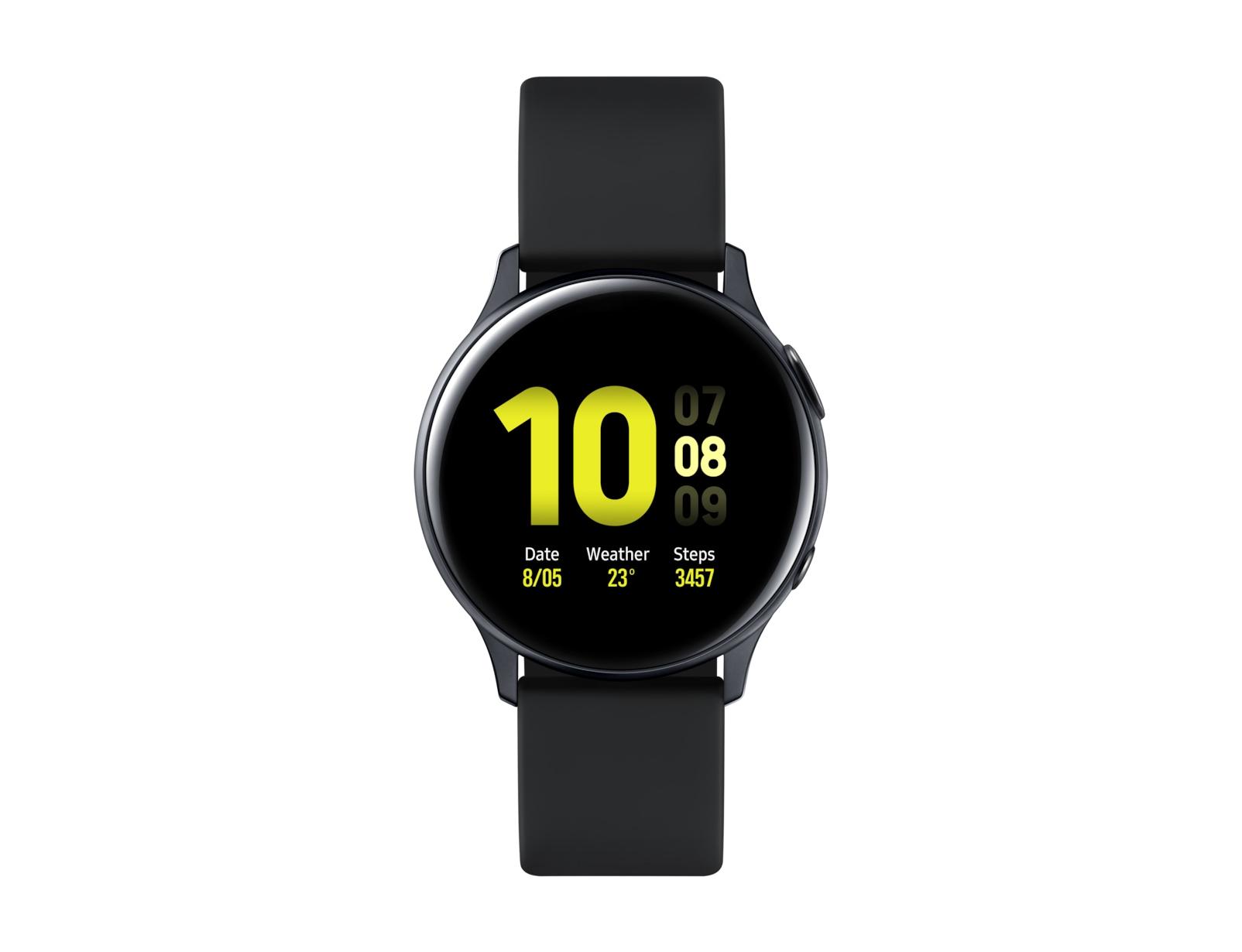 Samsung Galaxy Watch Active 2 smartwatch SAMOLED 3.02 cm (1.19