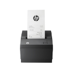 HP Value Serial USB Receipt