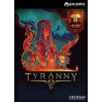 Paradox Interactive Tyranny - Archon Edition Collectors Linux/Mac/PC video game