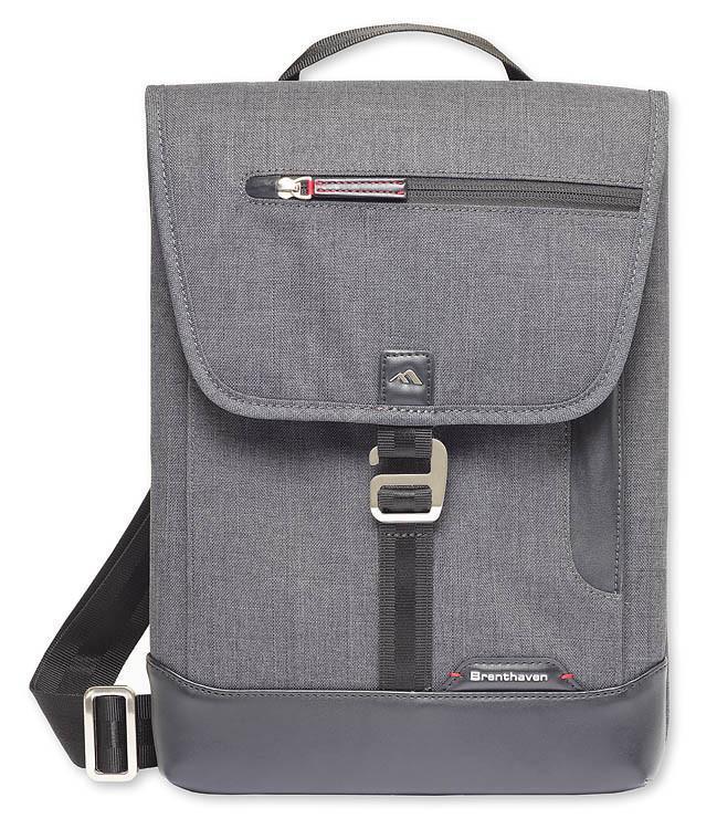 Brenthaven Vertical Messenger Bag for New Surface Pro / Pro 4 / Pro 3