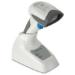Datalogic QuickScan QBT2131 Lector de códigos de barras portátil 1D Blanco